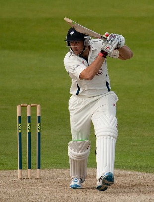 Tim Bresnan showed impressive form with the bat, Yorkshire v Hampshire, County Championship Division One, Headingley, May 11 2011
