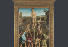 Antonio del Pollaiuolo and Piero del Pollaiuolo, The Martyrdom of Saint Sebastian