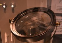 Lens used by Herschel