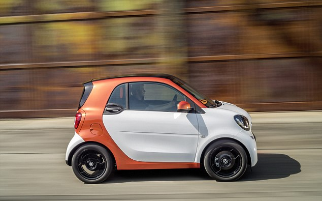 tweet on twitter people in london and the south east believe drivers of small and compact cars