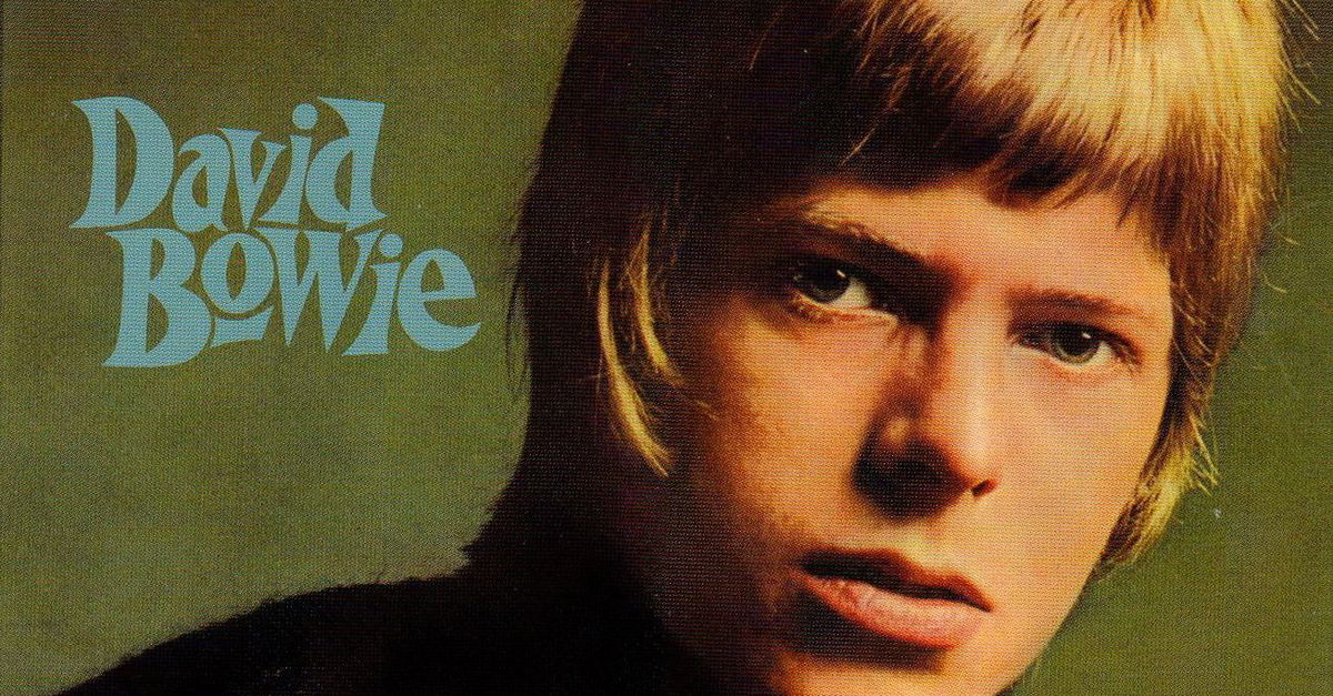 david bowie debut album