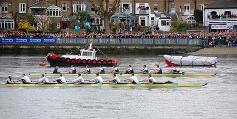 Традиции гонки «Оксфорд–Кембридж»