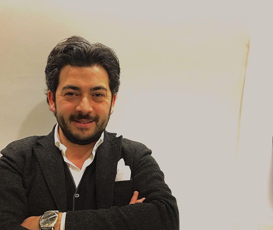 Giuseppe Diele, the Royal wedding Italian suit artist