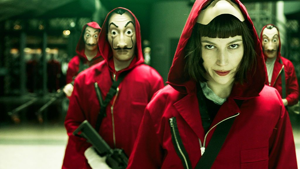Money Heist, the Spanish TV series, is releasing a new