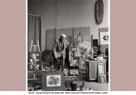 Ida-Kar-Georges-Braque-In-His-Studio